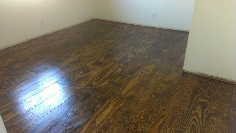 Ana White Plywood Farm Plank Floor Diy Projects