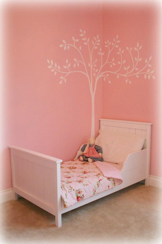 Ana White Our Farmhouse Lydia Toddler Bed Diy Projects