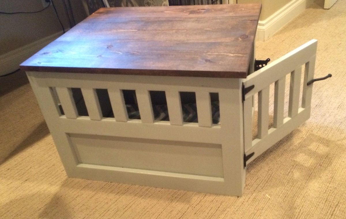 Ana White Small Dog Crate Diy Projects