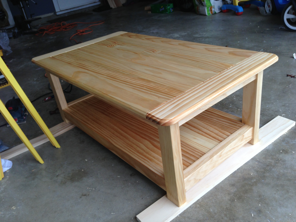 How To Build A Round End Table | AndyBrauer.com