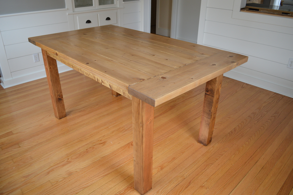 ana white diy farmhouse table diy projects