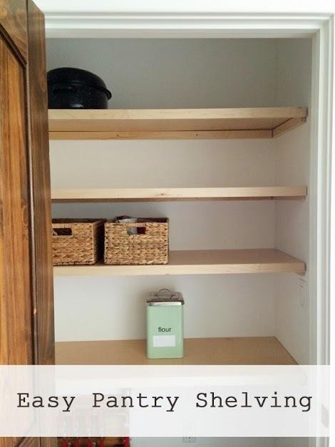 Wondrous Easiest Pantry Or Closet Shelving Ana White Download Free Architecture Designs Fluibritishbridgeorg