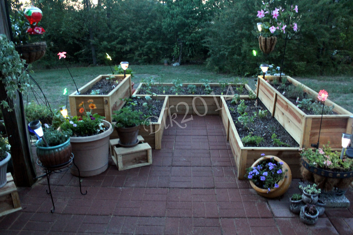 Raised Garden Beds Ana White