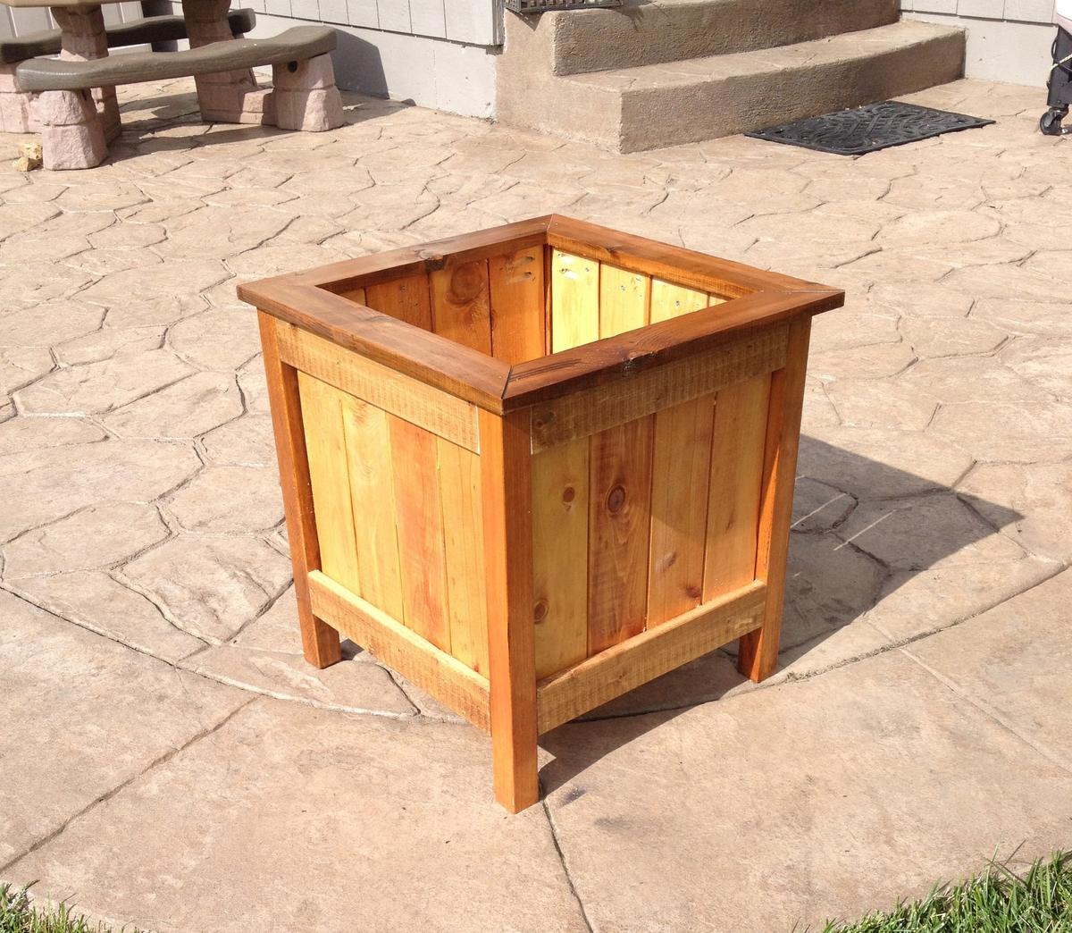 Ana White Anawhitediy On: Cedar Planter Boxes
