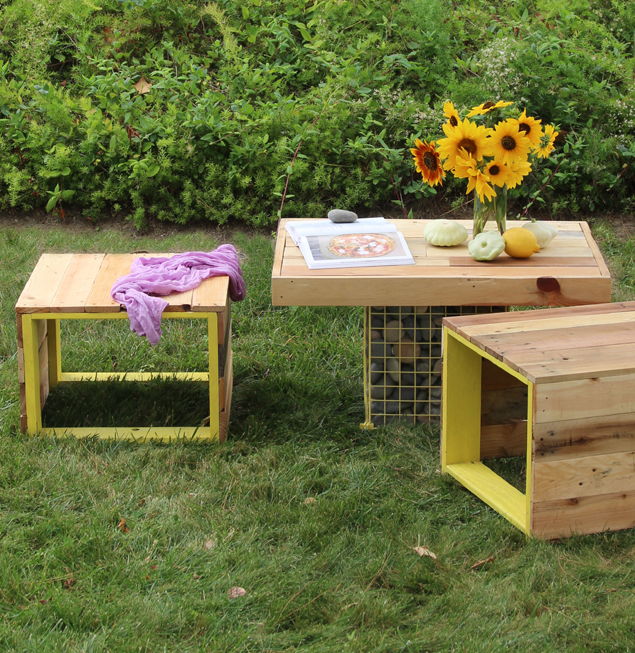 Fine Pallet Garden Bench And Cofee Table Ana White Pdpeps Interior Chair Design Pdpepsorg