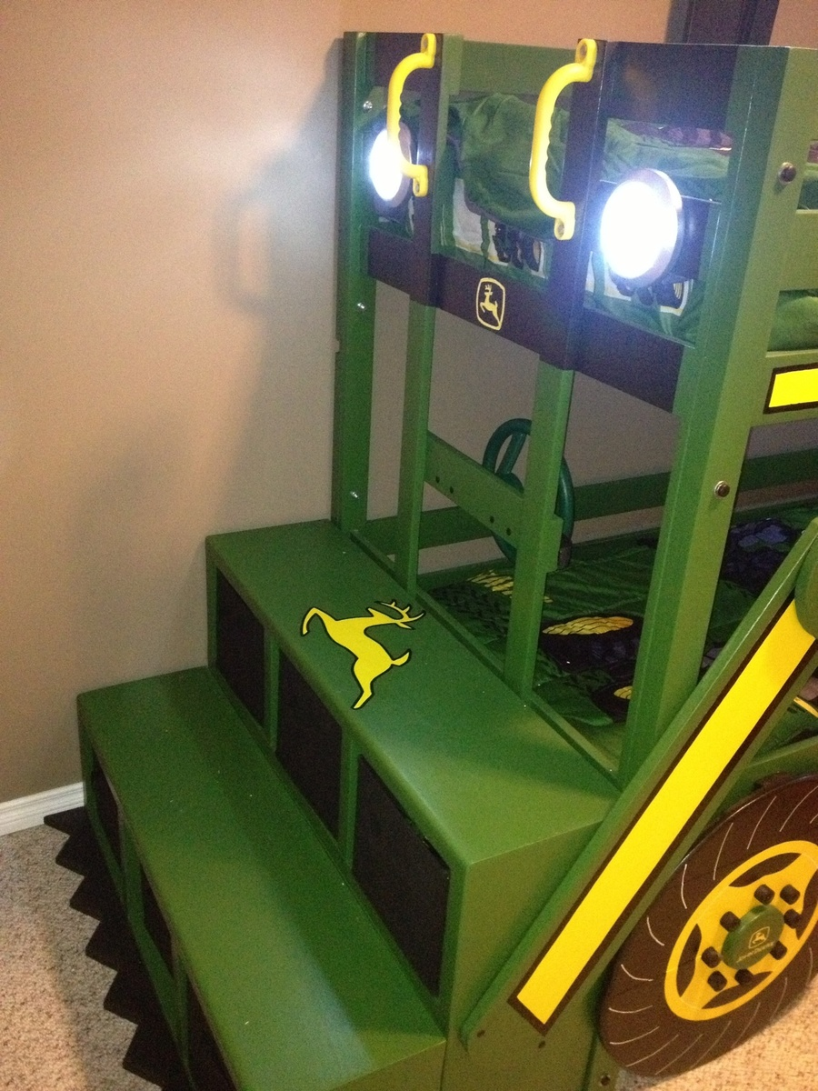 Pdf Plans John Deere Tractor Bunk Bed Plans Download