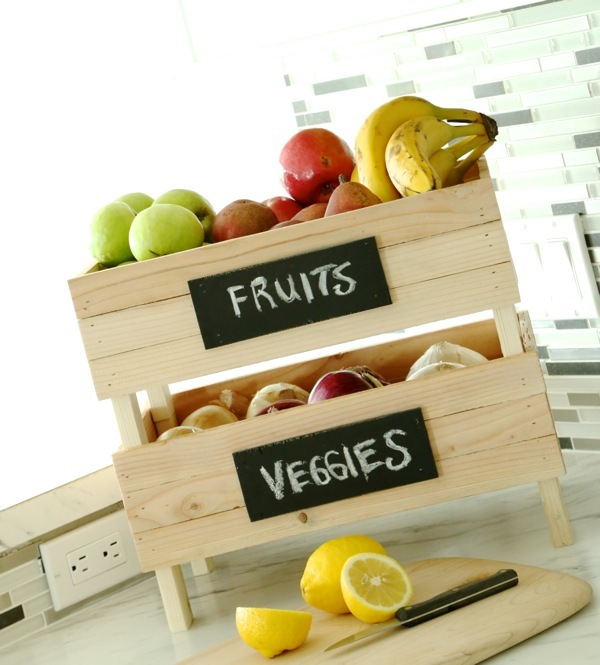 ... Fruit and Vegetable Storage Crates - free DIY Plans Ana-White.com