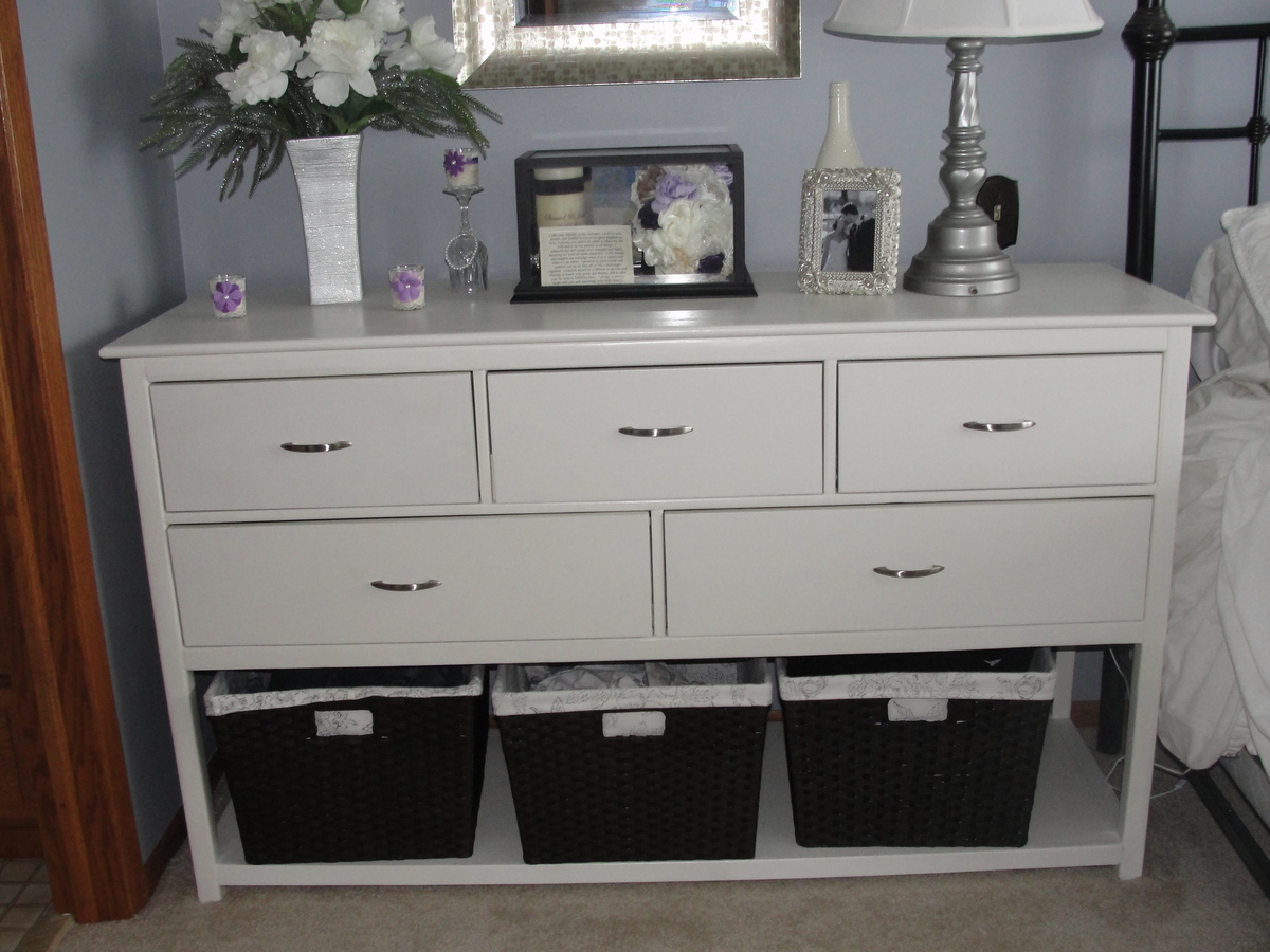 Ana White Wide Camp Dresser Diy Projects