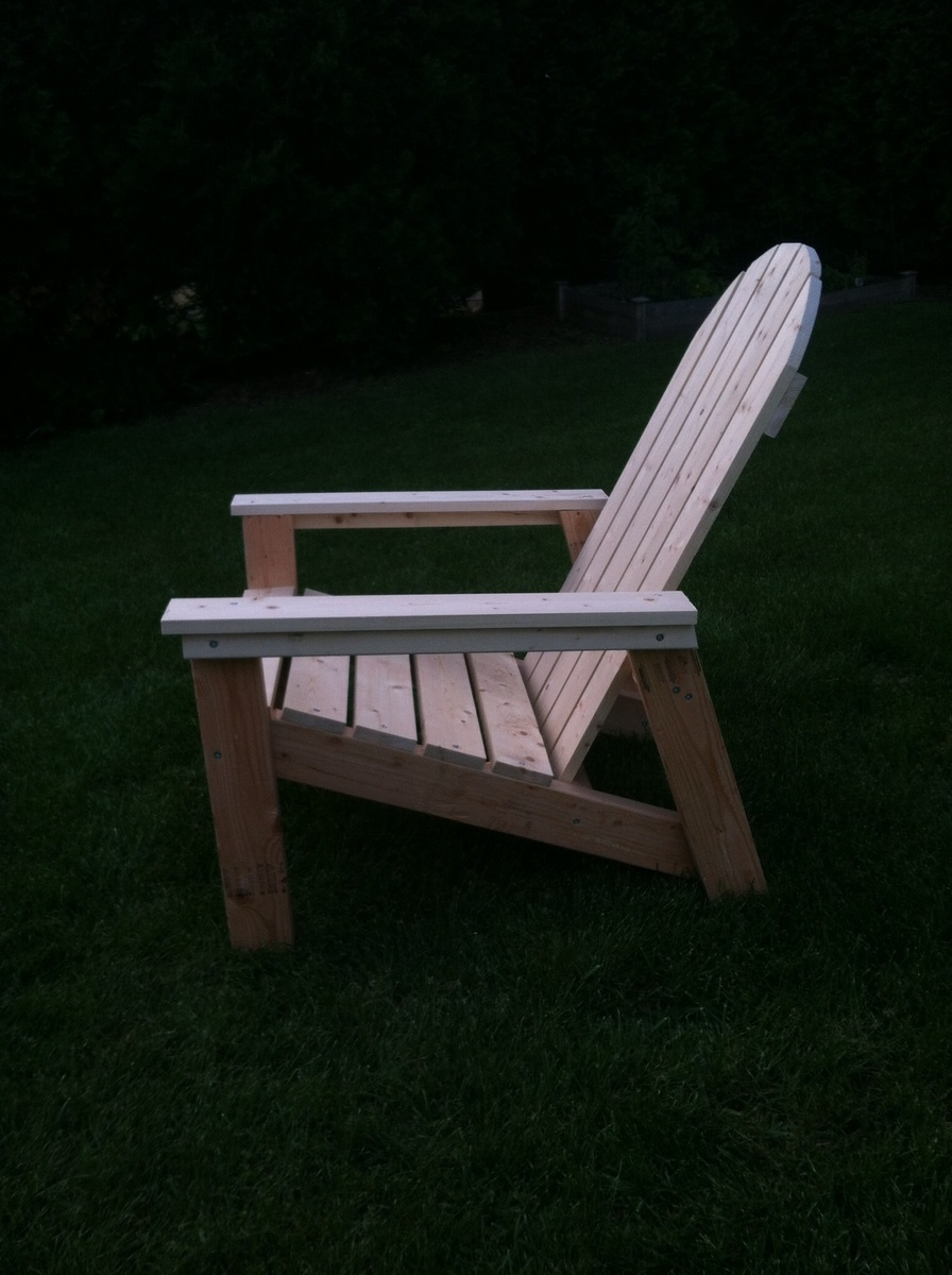 Ana White Adirondack Chairs And Table Thanks Ana With