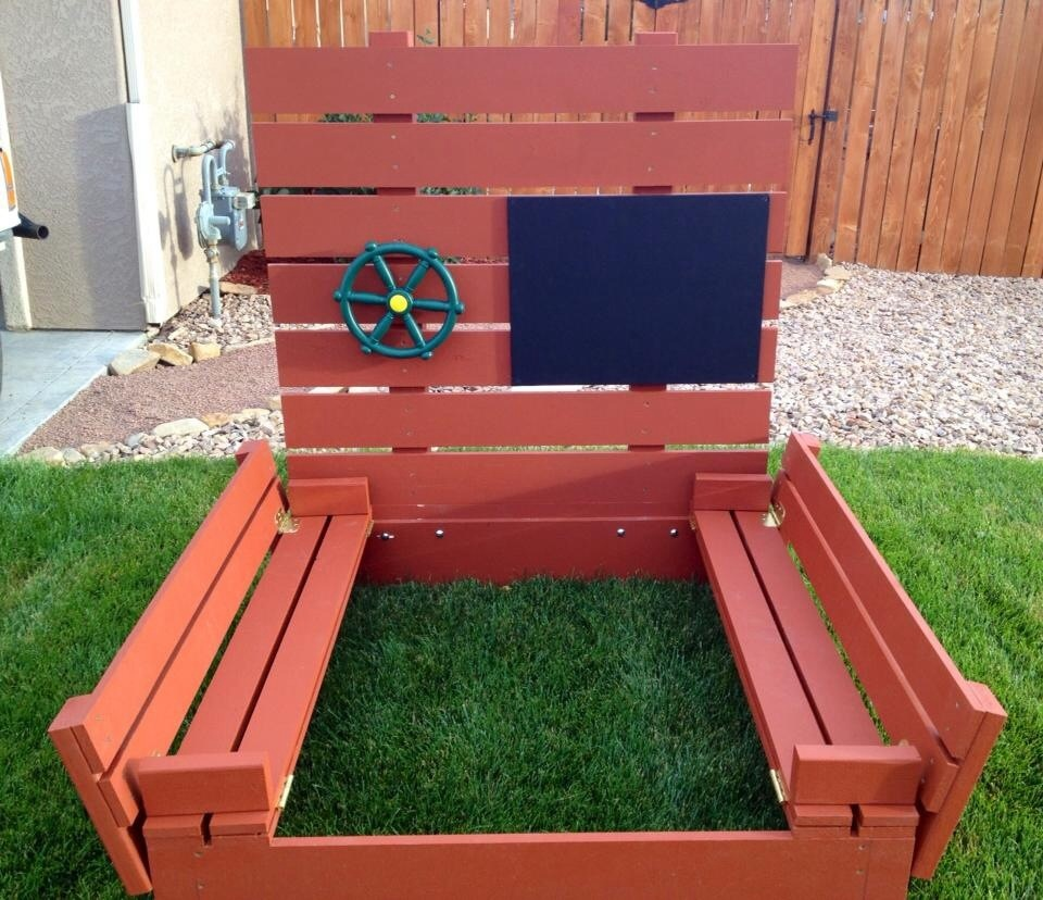 Do It Yourself Home Design: Sandbox - DIY Projects