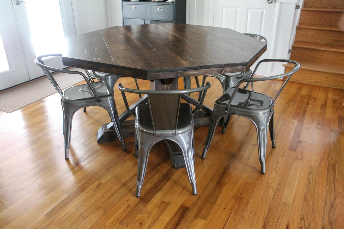 Relatively Ana White | DIY Octagon Table - DIY Projects AO54