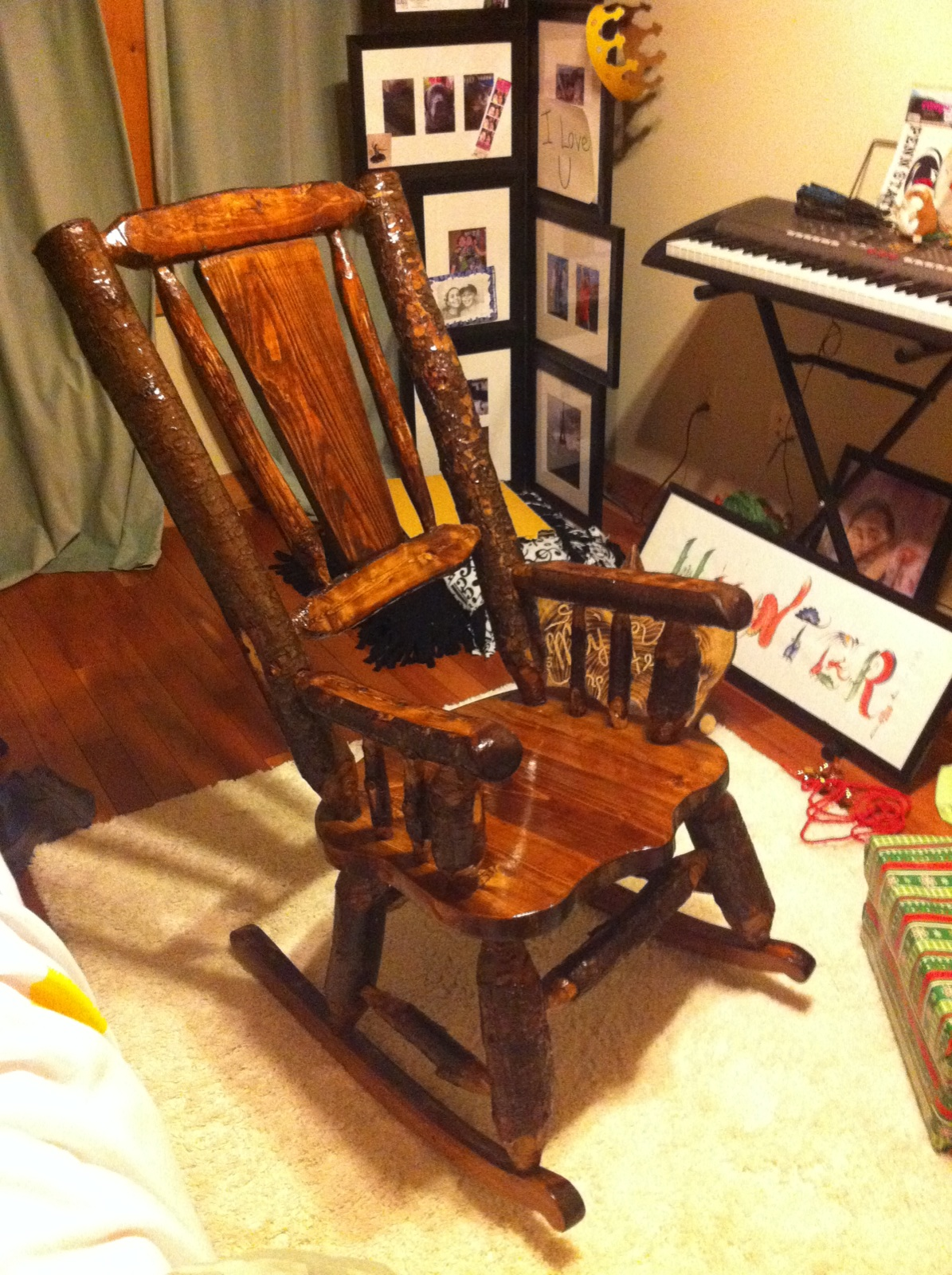 Rocking chair | Ana White