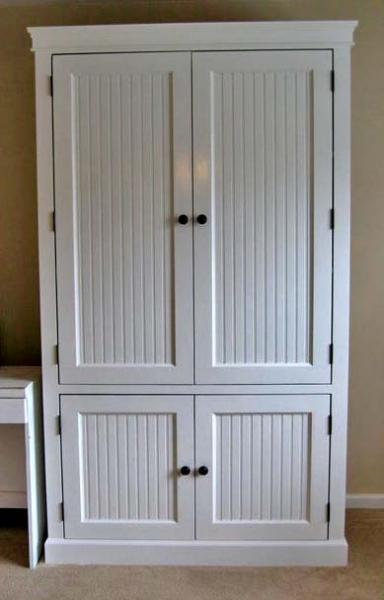 Merveilleux This Nursery Armoire Is Designed To Organize All Of The Babyu0027s Things,  Keeping Necessities In One Spot. Special Thanks To Jake For Sharing His  Amazing ...