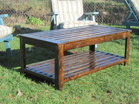 pdf diy outdoor wooden coffee table plans download outdoor furniture