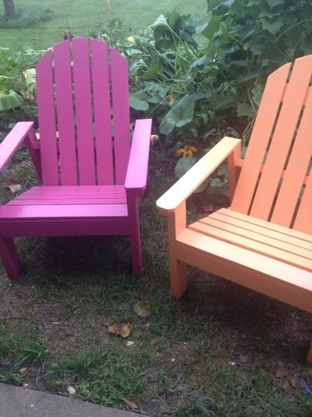 Adirondak Chairs Ana White