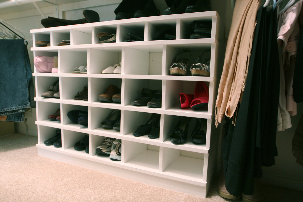 ana white shoe organizer diy projects. Black Bedroom Furniture Sets. Home Design Ideas