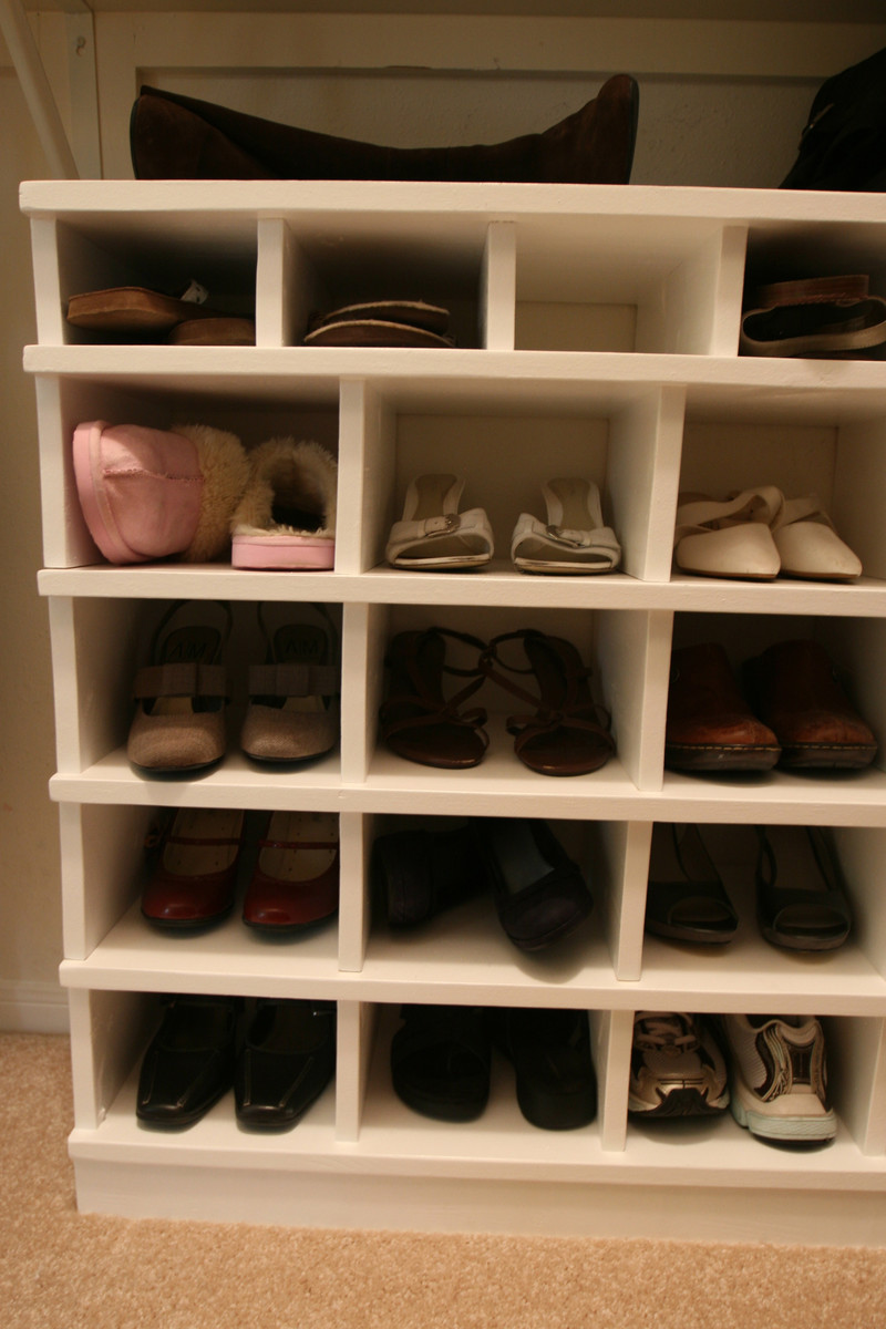 Ana white shoe organizer diy projects shoe organizer solutioingenieria Image collections