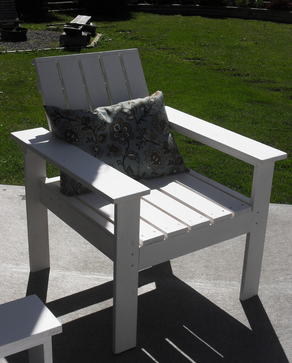 Ana White Simple Outdoor Furniture Diy Projects