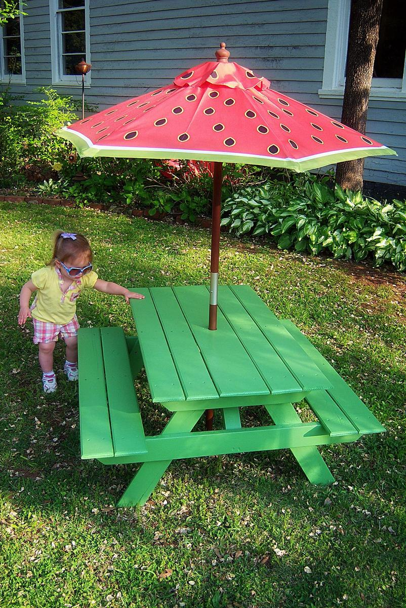 Pallet Picnic Table Ana White