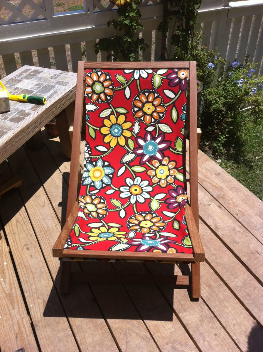 Ana White Adult Beach Chair Diy Projects