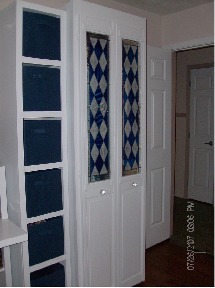 Ana White Built In Armoire Linen Cabinet Diy Projects
