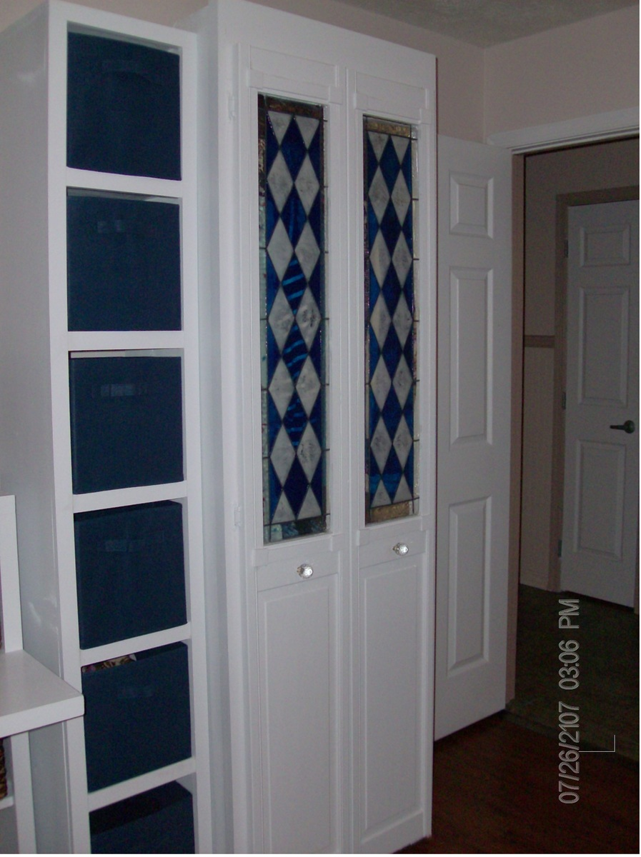 Ana White Armoire For Repurposed Door Diy Projects