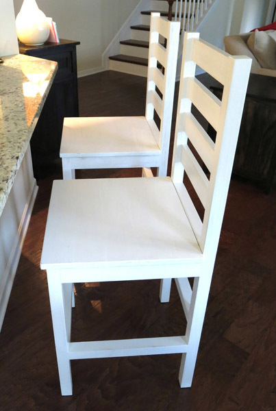 Ana White Counter Height Bar Stool Diy Projects