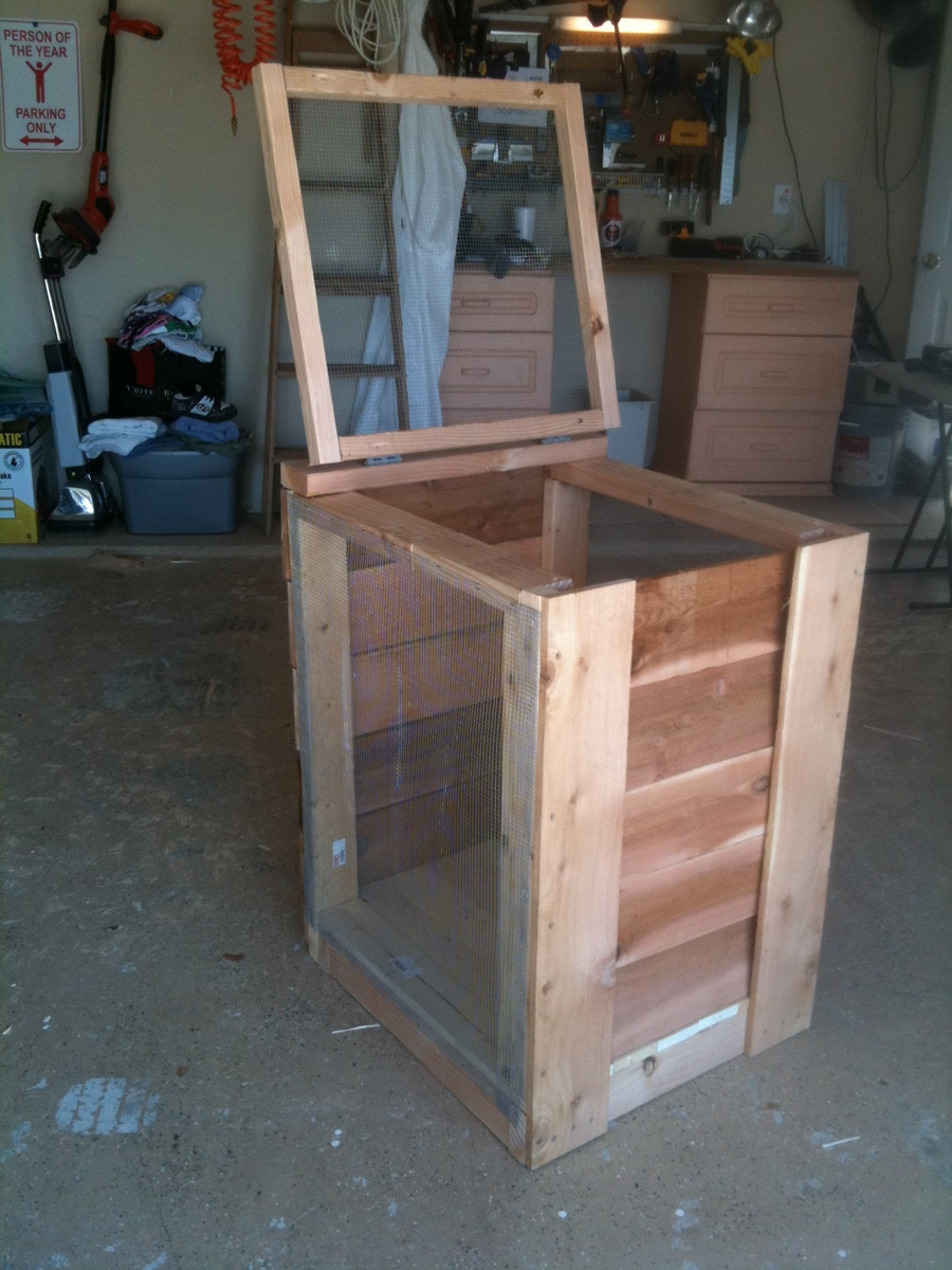 Compost Bin | Ana White Woodworking Projects