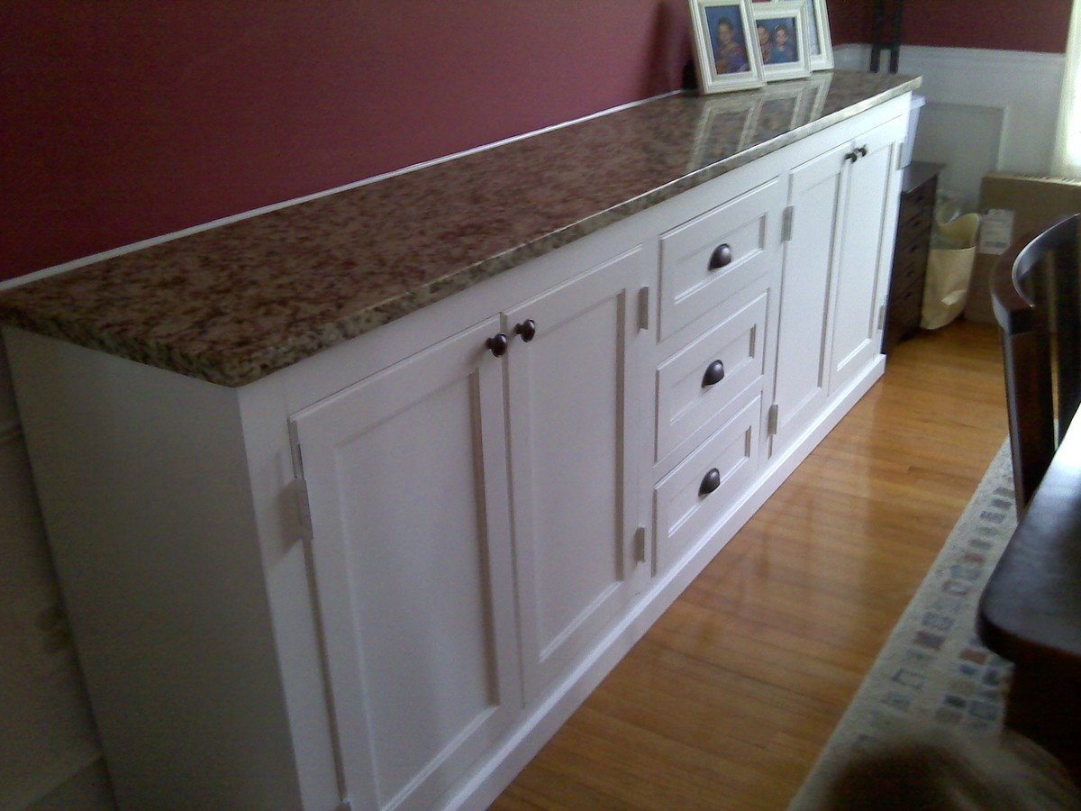 Dining Room Buffet Cabinet Ana White