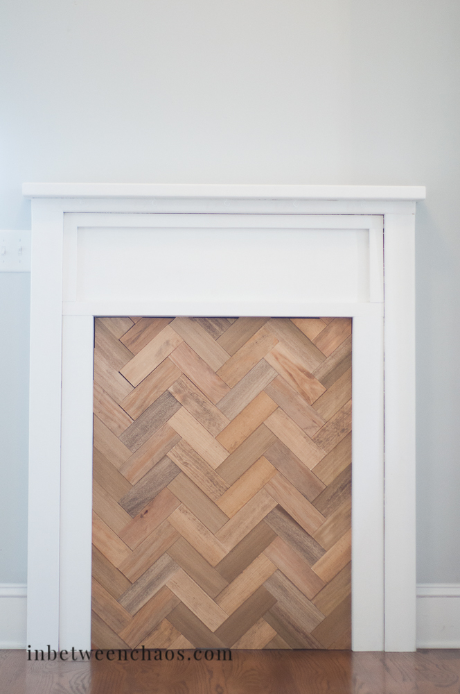 Fireplace Design faux fireplace : Ana White | Faux Fireplace - DIY Projects