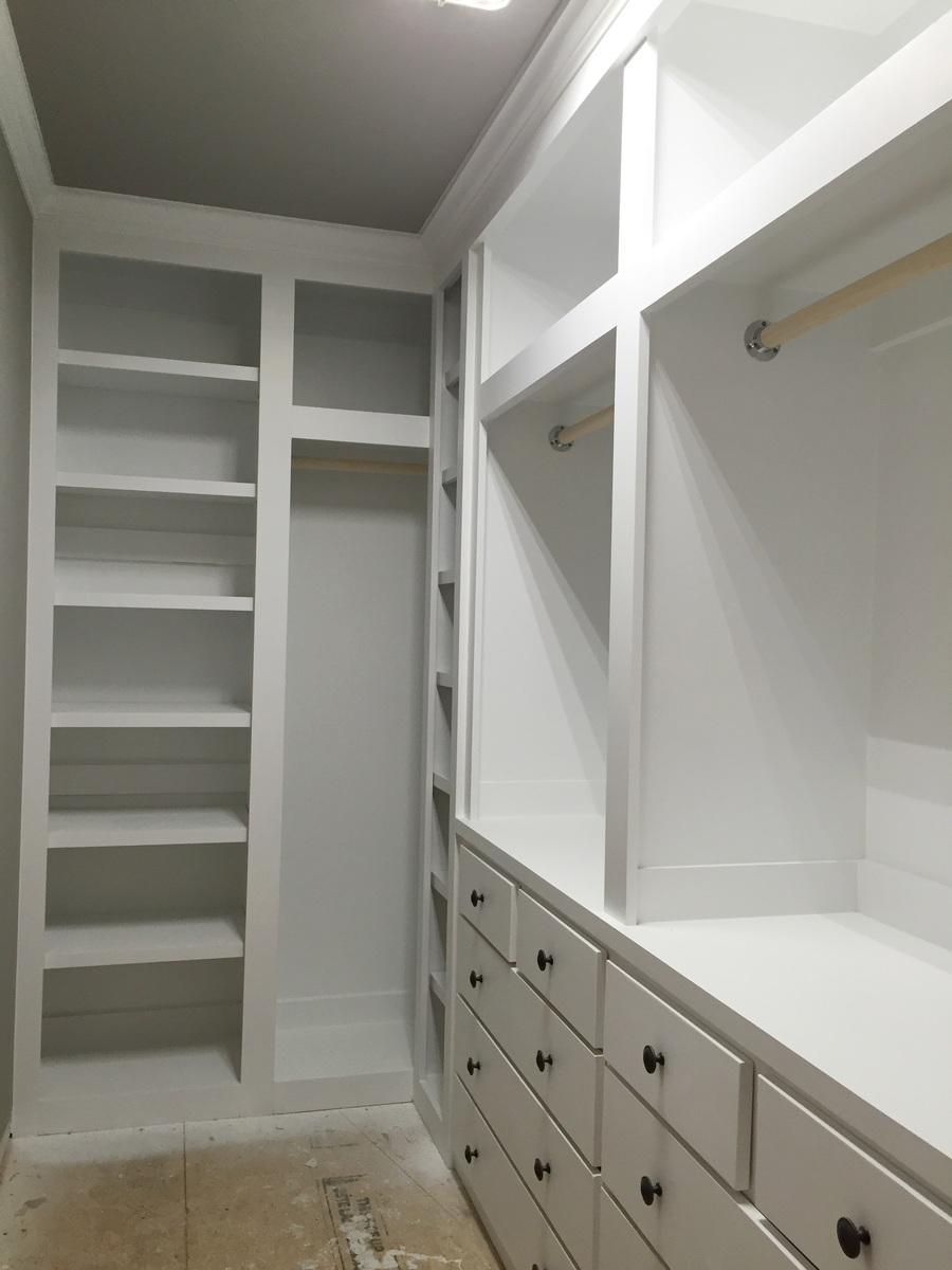jewelry storage ideas in closet - Ana White
