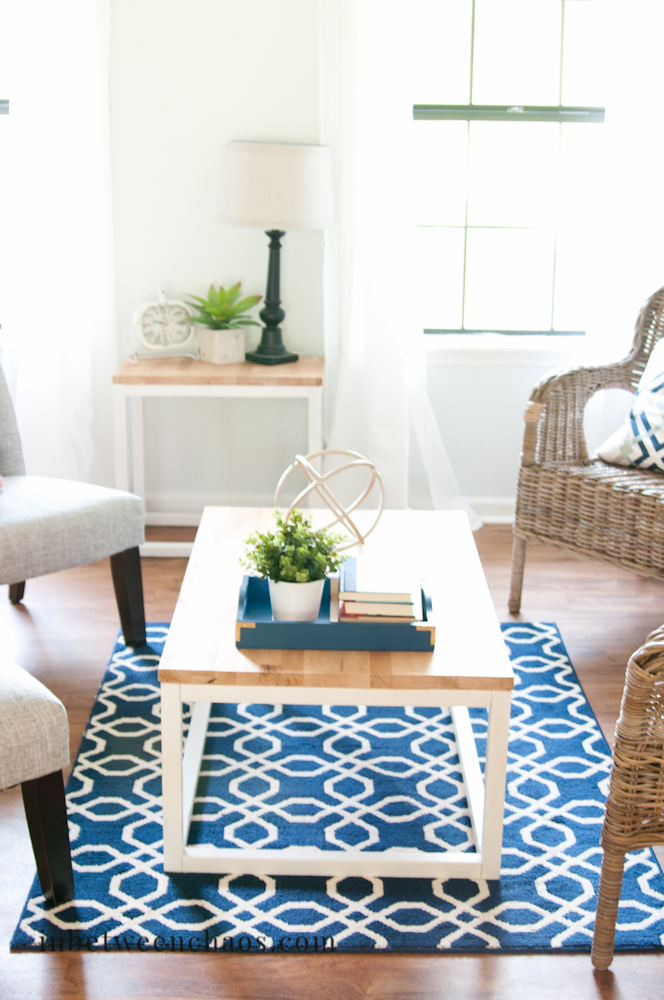 Modern Farmhouse End Tables