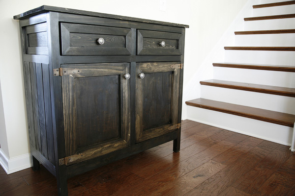 Awesome Entrance Cabinet Measuring 36 Inches Wide, 35.75 Inches Tall And 17 Inches  Deep.