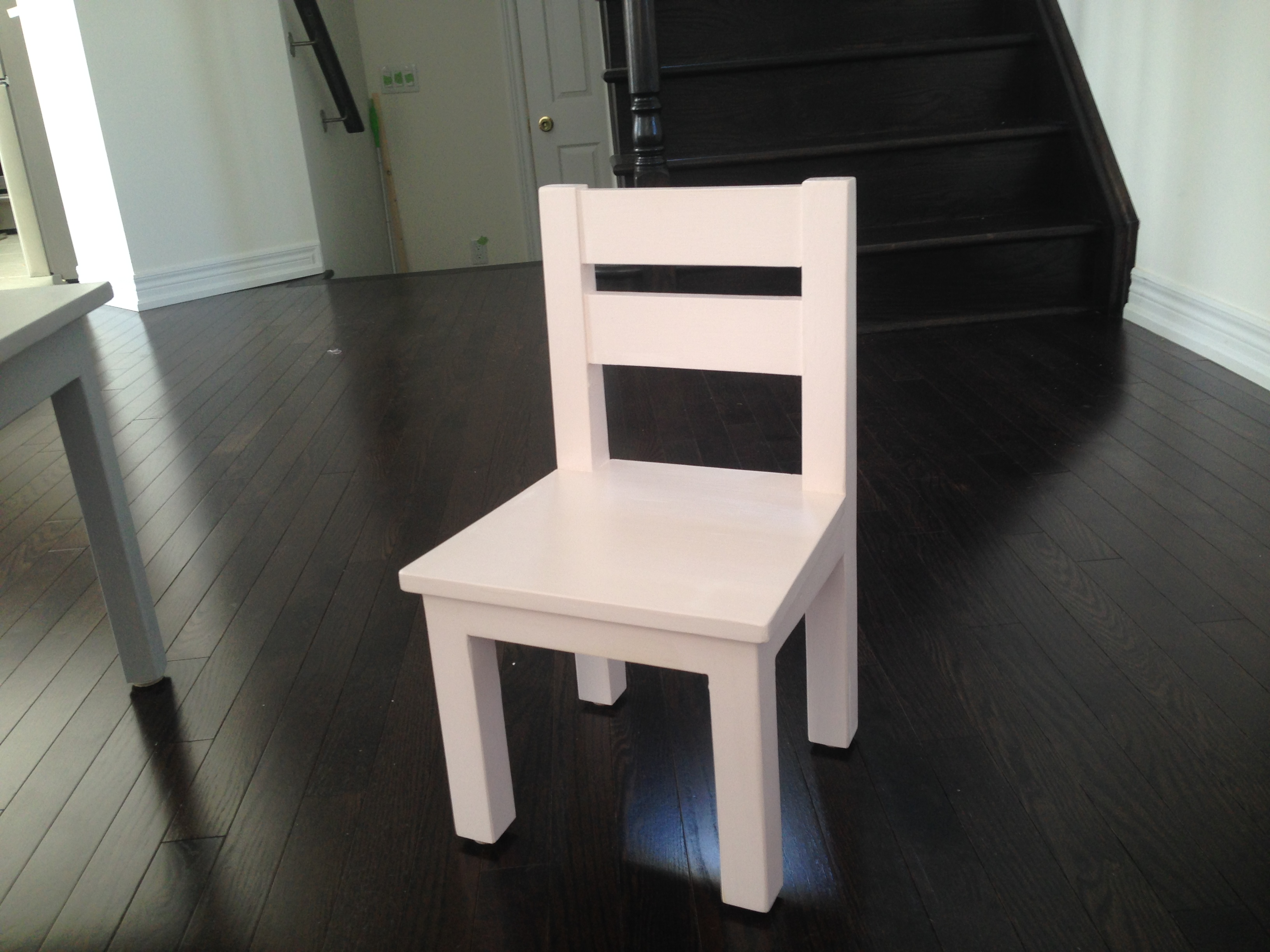 Ana White Kid S Chair Diy Projects