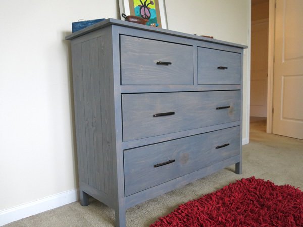 Ana white chest of drawers diy projects