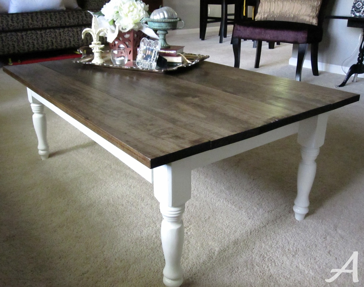Ana White My New Coffee Table Diy Projects