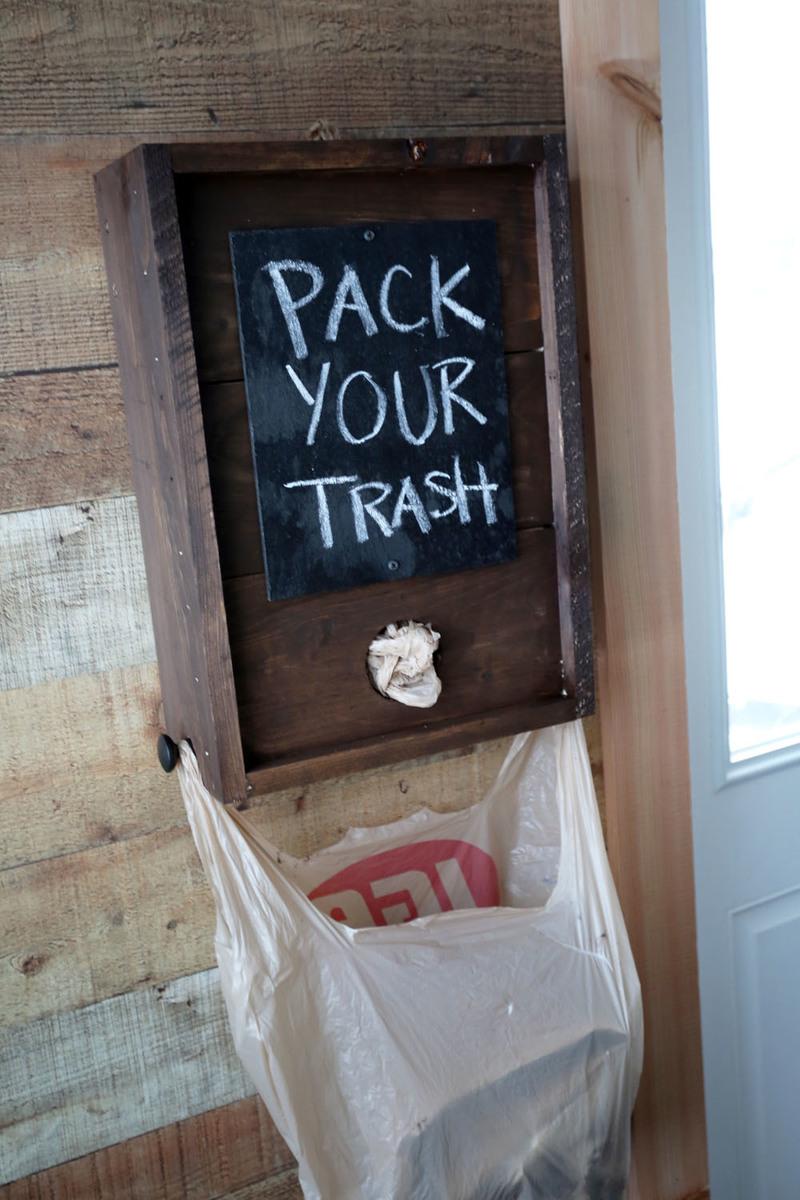 Grocery Bag Dispenser Holder Ana White