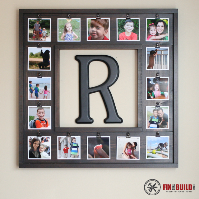 DIY Instagram Picture Display - DIY Projects
