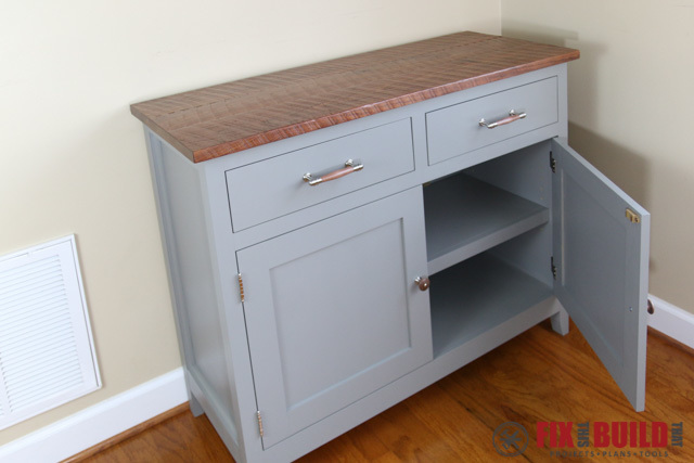 DIY Sideboard Cabinet Door & Ana White | Sideboard Cabinet - DIY Projects