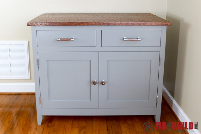 DIY Sideboard Cabinet Front & Ana White | Sideboard Cabinet - DIY Projects
