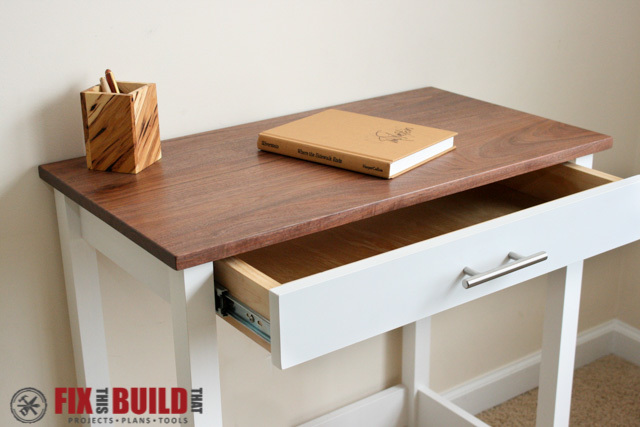 Superb DIY Writing Desk Idea