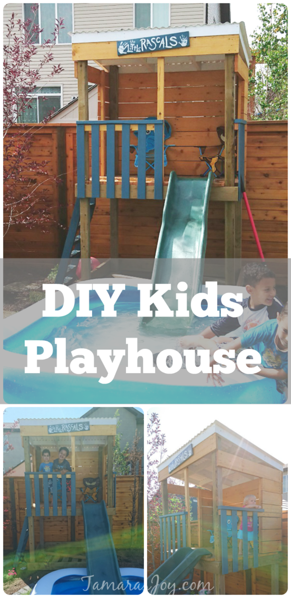 Ana White Tree House Without A Tree Diy Projects