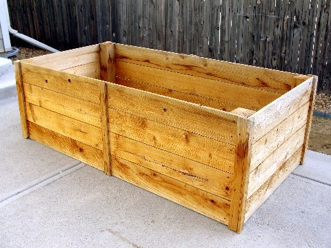 Ana White Raised Garden Beds Diy Projects