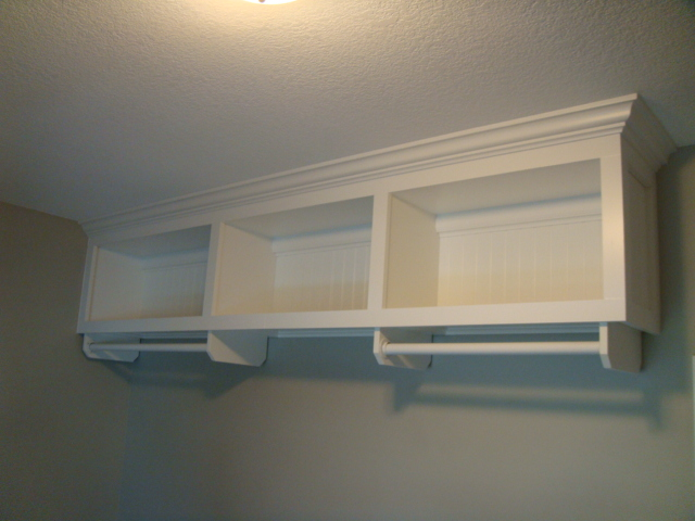 Laundry Room Built Ins