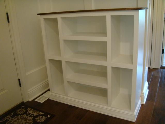 Shoe Storage Cabinet & Ana White | Shoe Storage Cabinet - DIY Projects