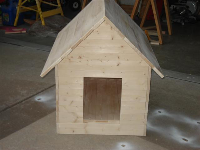 Ana White Dog Houses DIY Projects