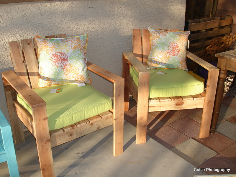 Redwood Lounge Chairs
