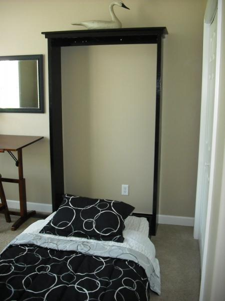 Ana White | PLANS: A Murphy Bed YOU Can Build, and Afford to Build