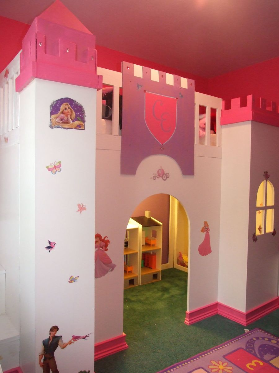 Bedroom furniture for girls castle - An Error Occurred