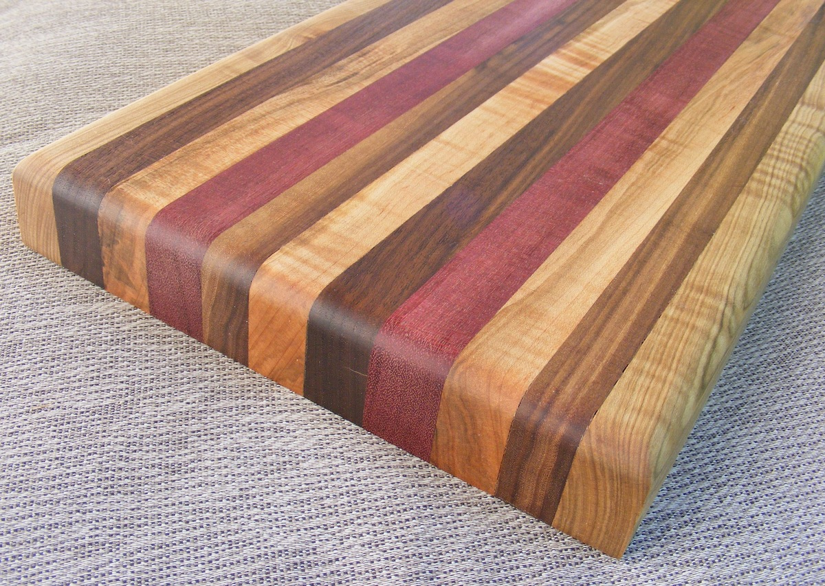 Ana White My First Wooden Cutting Board Diy Projects